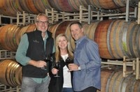 Newcomers, family owned Jamie Slone Wines Tasting Room, Great Wines