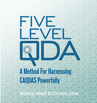 Five-Level QDA related posts and resources