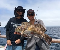 Coral Sea 8.3.16 more lingcod!!-8