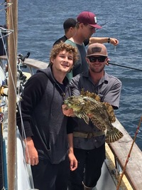 Coral Sea 8.3.16 more lingcod!!-9