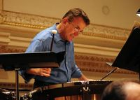 Timpanist of The New York Pops