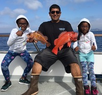 Coral Sea 8.5.16 1/2 day fishing-2