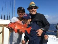 Coral Sea 8.5.16 1/2 day fishing-4