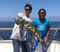 Coral Sea 8.5.16 1/2 day fishing-9