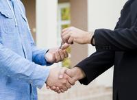handshake, keys