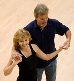 Bill and Cindy Dance Instructors