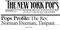 New York Pops Profile