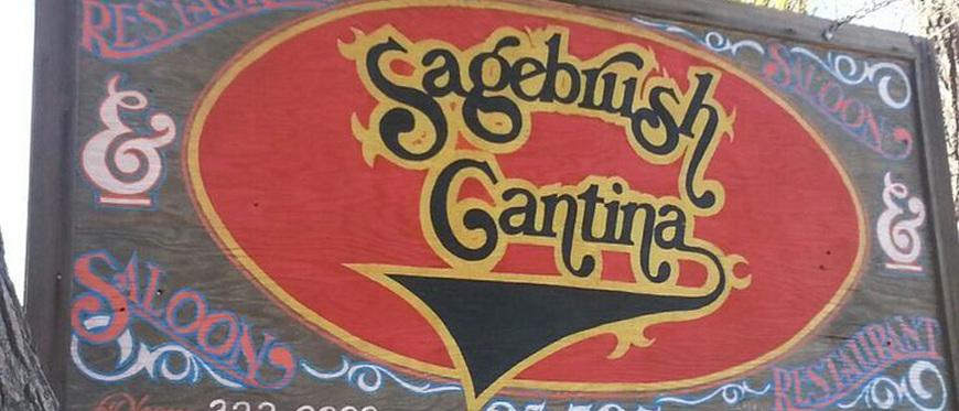 SAGEBRUSH CANTINA … SUNDAY … OCTOBER 9 ... 6:30PM