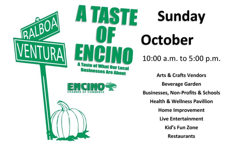The Taste of Encino