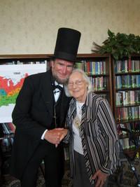 Abe Lincoln ALIVE
