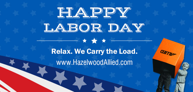 Happy Labor Day From Your Santa Barbara Moving and Storage Team