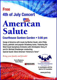 4th of July Concert - American Salute