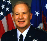General William J. Begert Speaking on Rebuilding Today's US Air Force