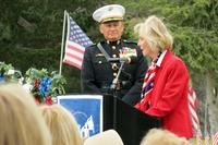 Hundreds Mark Memorial Day with Ceremony at Santa Barbara Cemetery