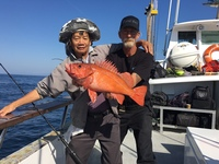 Coral Sea 8.28.16 3/4 day Charter-2