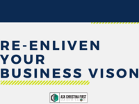 Re-enliven Your Business Vision