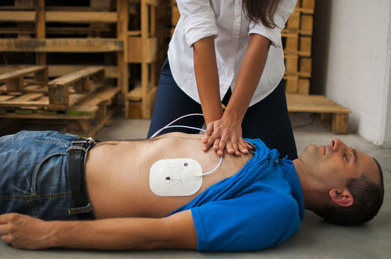 CPR AED Workplace Onsite Training Santa Barbara