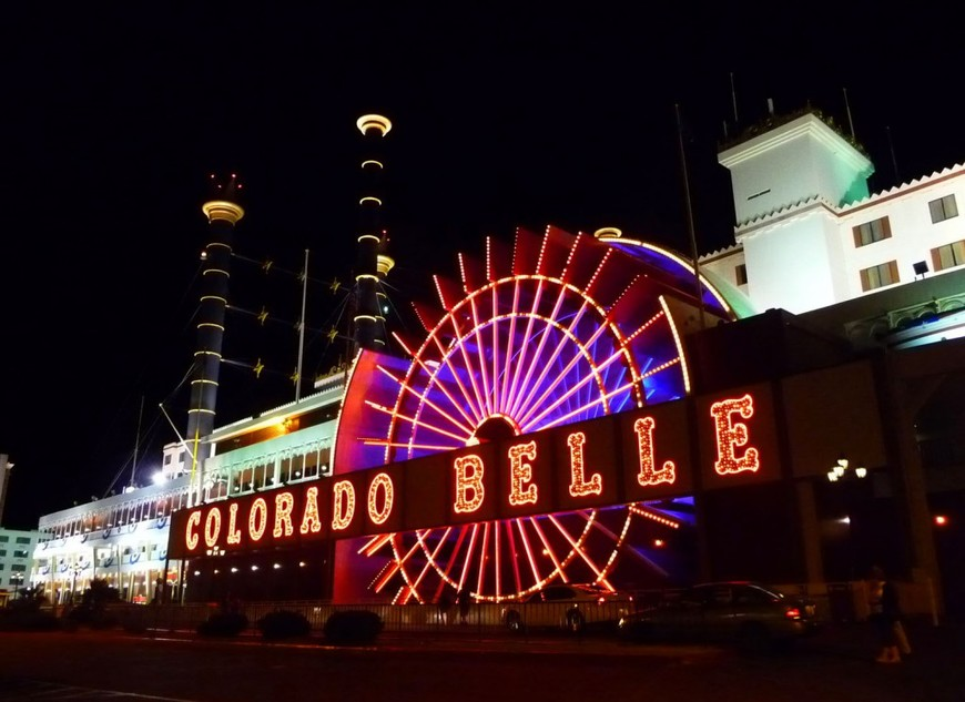 THE COLORADO BELLE  DECEMBER 29th, 30th, 31st