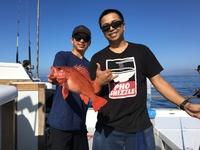 Coral Sea 9.1.16 1/2 day-1