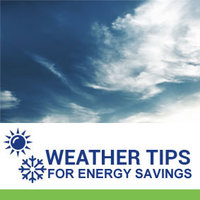 Weather Tips for Energy Savings