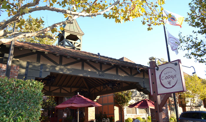 Hotel Corque hosts the 2016 Solvang Chamber Business Expo- Sept 27th 3-7pm