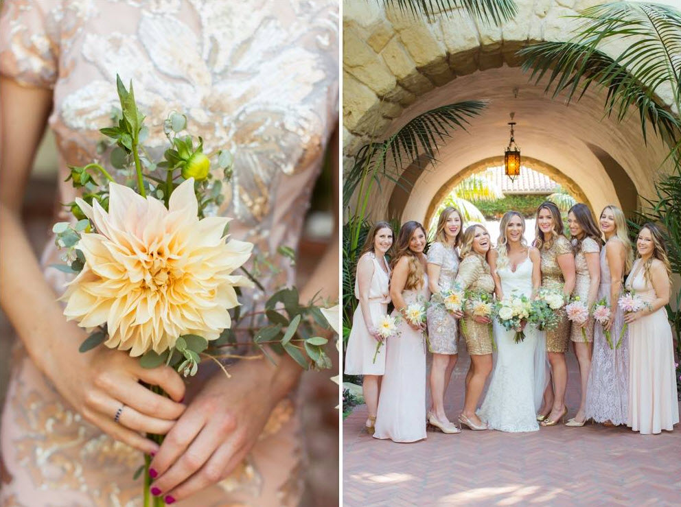 Wedding Event Florist - PacWest Blooms