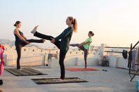 Santa Barbara Yoga Classes A Healthy Brain