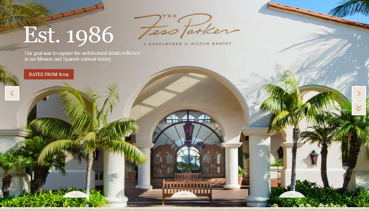Fess Parker Santa Barbara