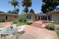 Montecito Vacation Rental Cottage with Guest Unit-3