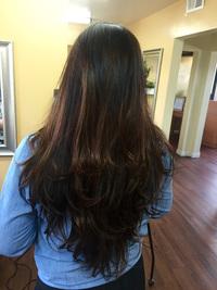 Brunette Styles Santa Barbara Hair Stylist-1