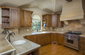 Gourmet Kitchen with abundant counter space