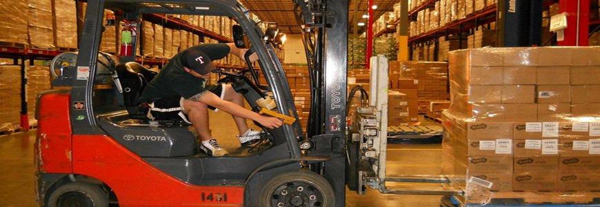 Warehousing & Logistics Services Texas location
