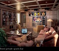 Hi Fi Club Santa Barbara Interior Design
