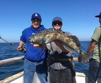 Coral Sea 11.5.16 3/4 day Charter