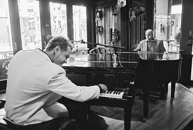 Dueling Piano Santa Barbara