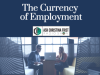 What Is The Currency of Employment?