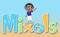 Mixels Cartoon Network Michael Bayouth Santa Barbara-2
