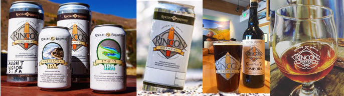 Food and Beverage Branding Rincon Brewery Michael Bayouth Santa Barbara