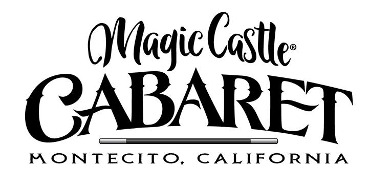 Nonprofit Branding Magic Castle Cabaret Michael Bayouth Santa Barbara