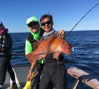 Coral Sea 11.22.16 3/4 day