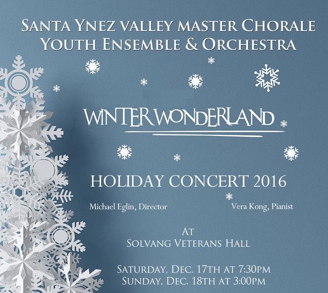 Winter Wonderland Master Chorale