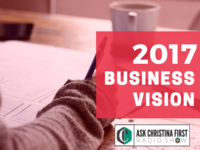 Your 2017 Business Vision