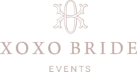 XOXO BRIDE Full Service Event Planning and Design