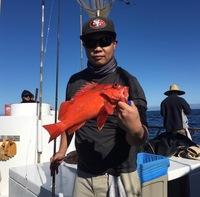 Coral Sea 11.30.16 3/4 day