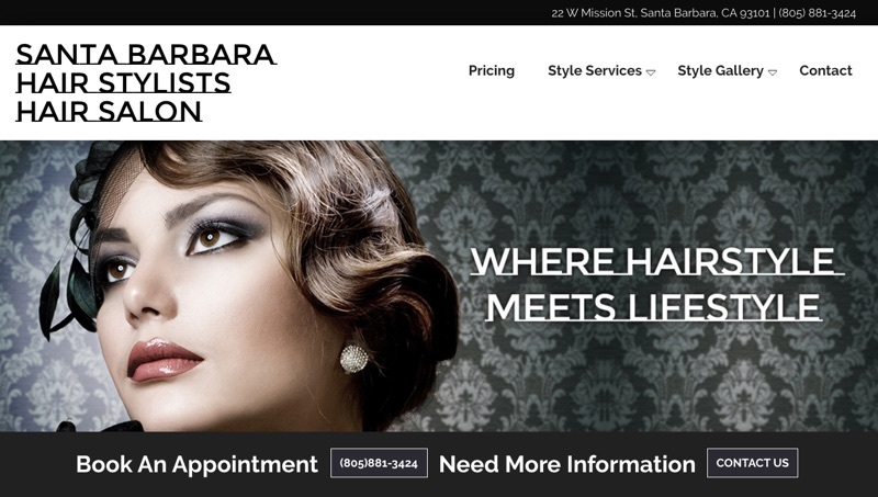 Santa Barbara Hair Stylists Hair Salon