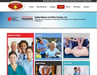 Safety Matters Santa Barbara CPR AED Classes