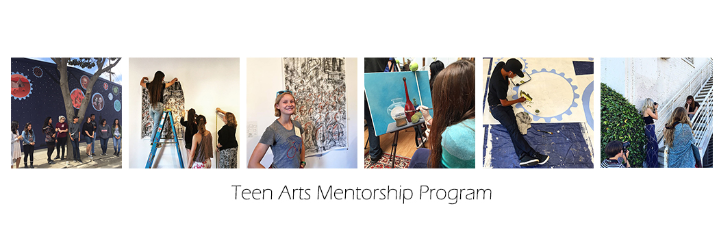 Teen Arts Mentorship