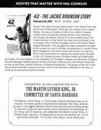 Santa Barbara February Granada Theatre - Movies That Matter