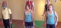 Rope Yoga: 3rd Salute