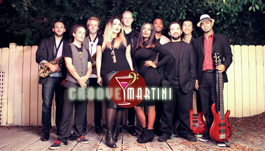 Groove Martini Band